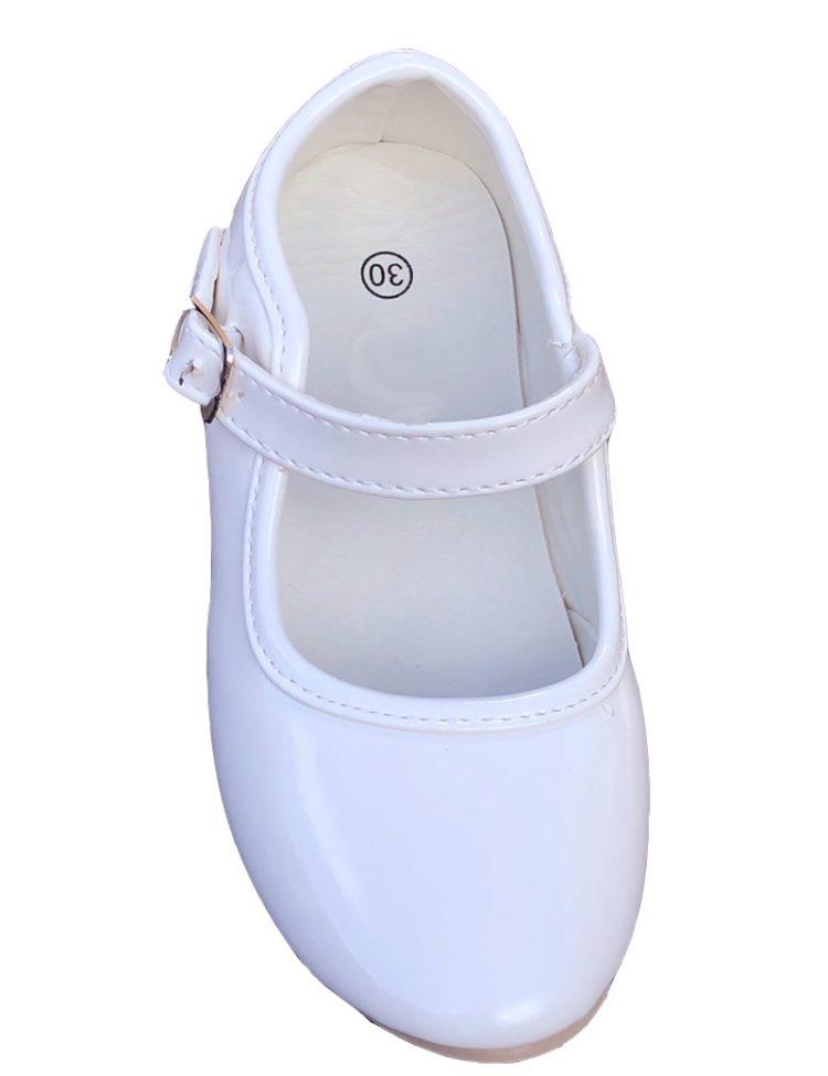 voorkant bruidsmeisjes schoen noelle