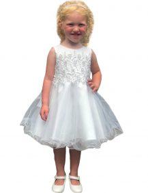 voorkant bruidsmeisjes jurk diane