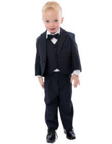 Baby Kostuum Blauw 5-delig