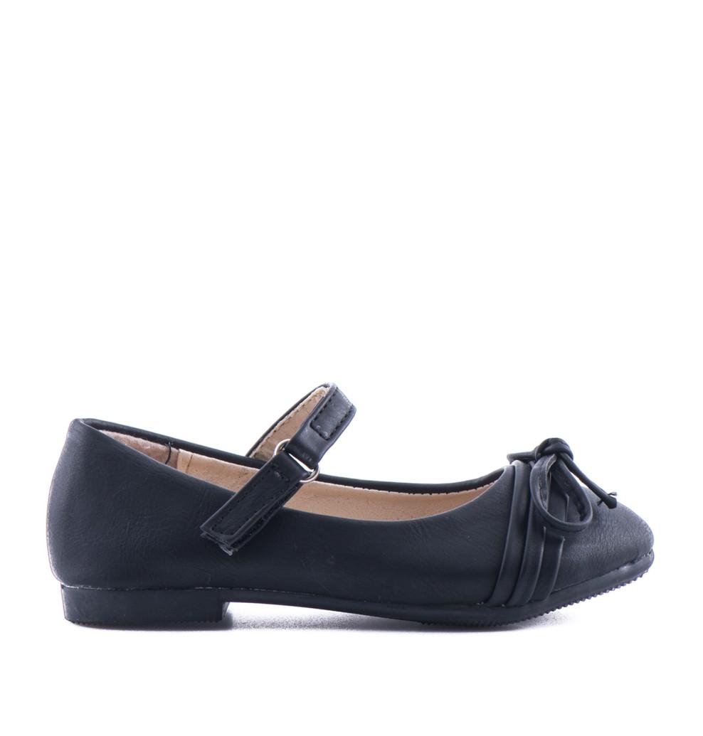 Bruidsmeisjes schoentjes in de kleur Zwart