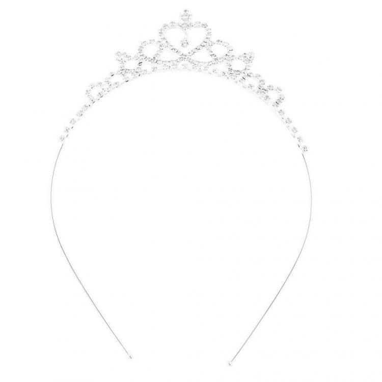 kinder tiara mila deze zet je op als een haarband