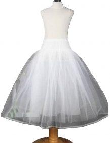bruidsmeisjes petticoat van veel tule