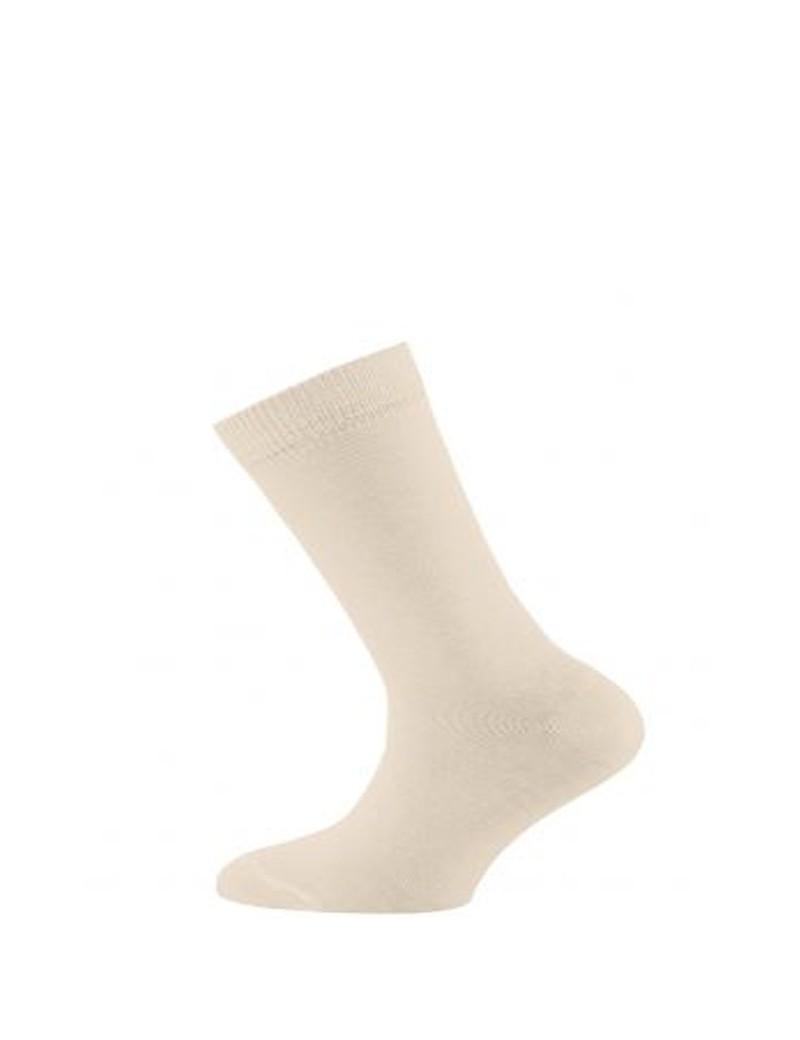eenvoudige ivoor sokken