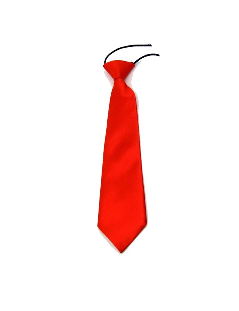 kinder stropdas in de kleur rood