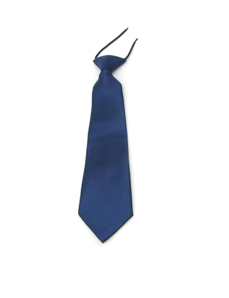 kinder stropdas blauw