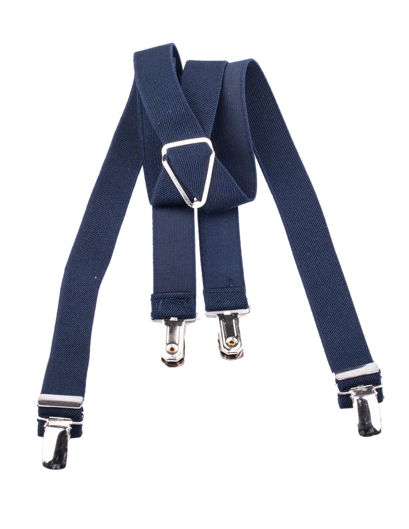 donker blauwe kinderen bretels