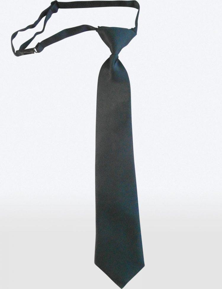 Bruidsjonkers stropdas in de kleur Donker Blauw
