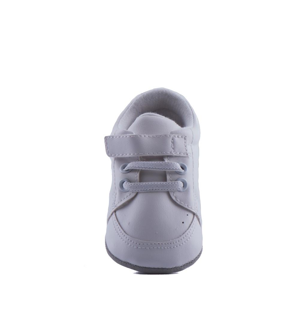 Bruidsjonkers schoen Baby off white