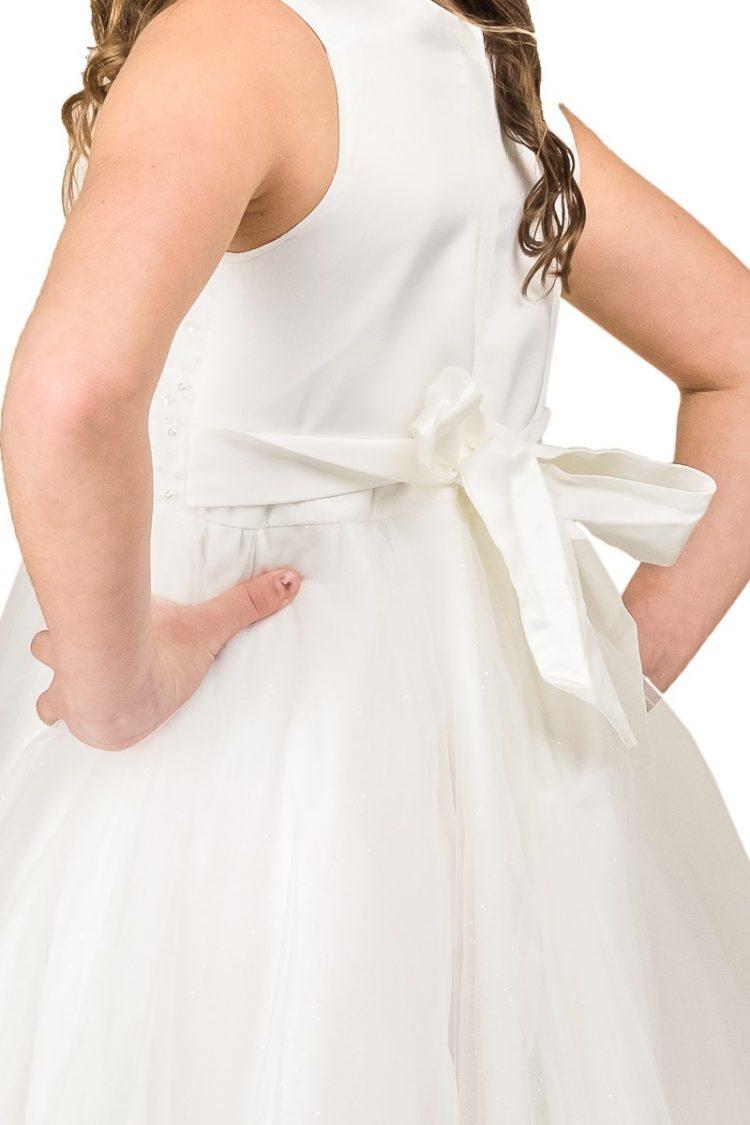achter kant jurk